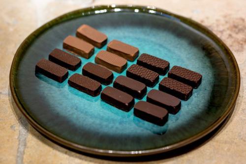 Chocolats aux saveurs épicées