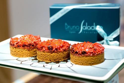 Gâteaux de Gones aux amande et moelleux à souhait